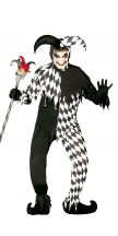 Costume BLACK JOKER