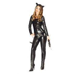 Costume BLACK CAT adulta