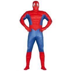 Costume SUPER EROE MUSCOLOSO