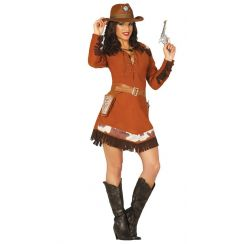 Costume SPRINT COWGIRL