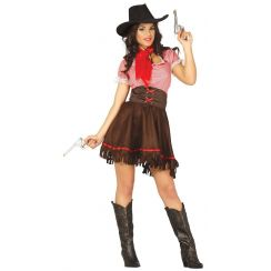 Costume COWGIRL del WEST