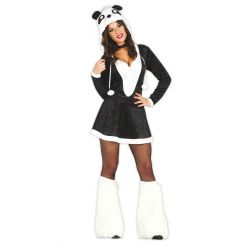 Costume ORSO PANDA adulta