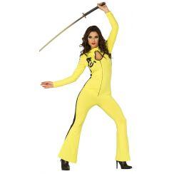 Costume KUNG FU BILL