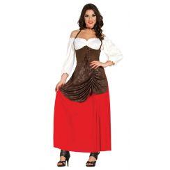 Costume LOCANDIERA della TAVERNA