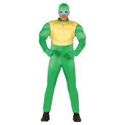 Costume NINJA verde
