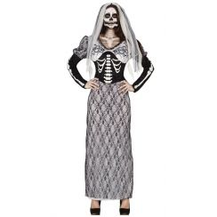 Costume SKELETON BRIDE