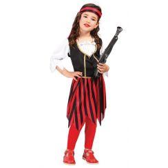 Costume CORSARA bambina