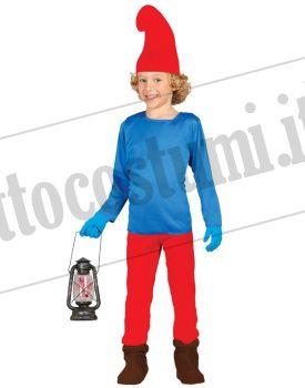 Costume NANO rosso