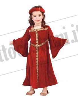 a1a953585074 Costume GIULIETTA bambina