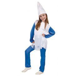 Costume NANETTA azzurra