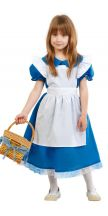 Costume piccola Alice