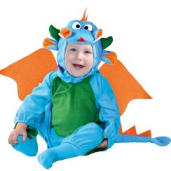 Costume DRAGHINO bambino