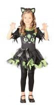 Costume BLACK KITTY bambina