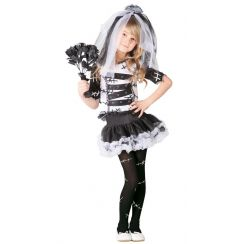 Costume MONSTER BRIDE bambina