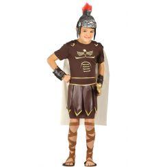 Costume SOLDATO ROMANO bambino