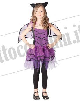 Costume da bambina PIPISTRELLO 6832d9179fc0