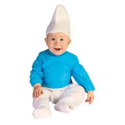 Costume NANO azzurro baby