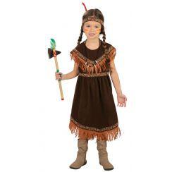 Costume INDIANINA