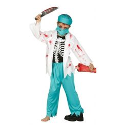 Costume DOCTOR ZOMBIE bambino