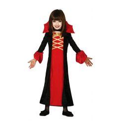 Costume VAMPIRESSA ROSSA