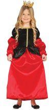 Costume PRINCIPESSA del CASTELLO bambina