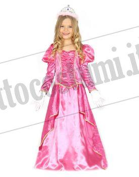 7e0cf4603479 Costume PRINCIPESSA ROSA