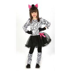 Costume ZEBRA bambina