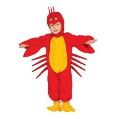 Costume BABY ARAGOSTA