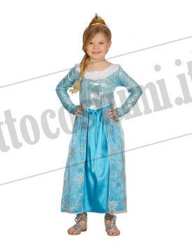 6e4a953bb478 Costume PRINCIPESSA DELLE NEVI