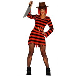 Costume MISS FREDDY
