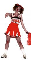 Costume CHEERLEADER ZOMBIE