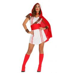 Costume DONNA MERCENARIA