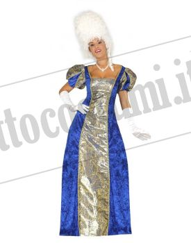 5c1dcc896325 Costume MARCHESA AZZURRA