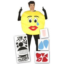 Costume EMOTICON COMPONIBILE