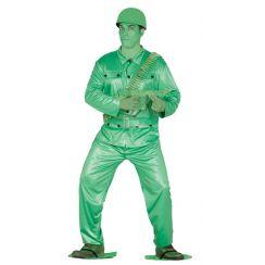Costume SOLDATINO DI PLASTICA