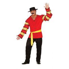Costume RUMBERO