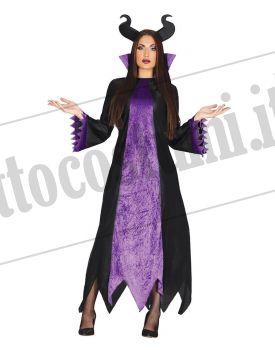 Costume STREGA MALEFICA