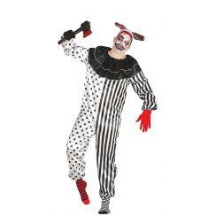 Costume PIERROT DIABOLICO