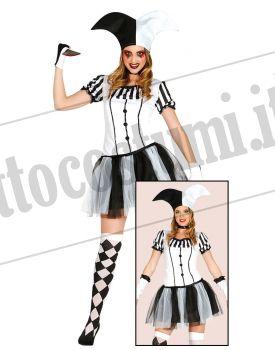 Costume ARLECCHINO DONNA