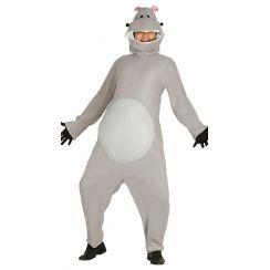 Costume Buffo ippopotamo
