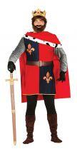 Costume IMPERATORE medievale