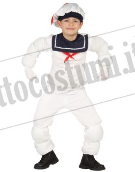 Costume MARINAIO imbottito bambino