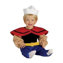 Costume BABY MARINAIO