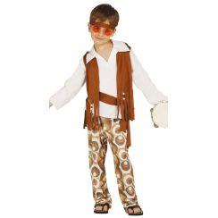 Costume HIPPIE BOY SPENSIERATO