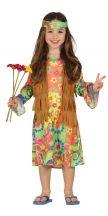 Costume HIPPIE GIRL dei fiori