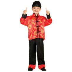 Costume CINA ROYAL bambino