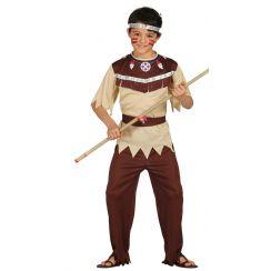 Costume INDIO CHEROKEE
