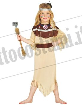 Costume INDIA CHEROKEE
