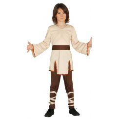 Costume CAVALIERE SPIRITUALE VESTITO bambino
