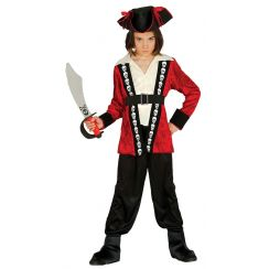 Costume PIRATA COMBATTIVO bambino